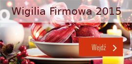 Wigilia Firmowa 2015